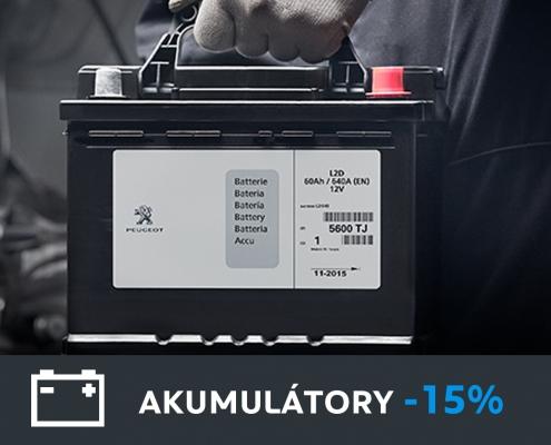 akumulatory peugeot zlava