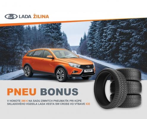 AUTOPROFIT GROUP pneu bonus LADA